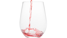 Image of Deco Steamless Wine Glass
