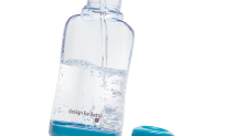 image of Design for living water bottle