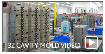 32 Cavity Mold Video